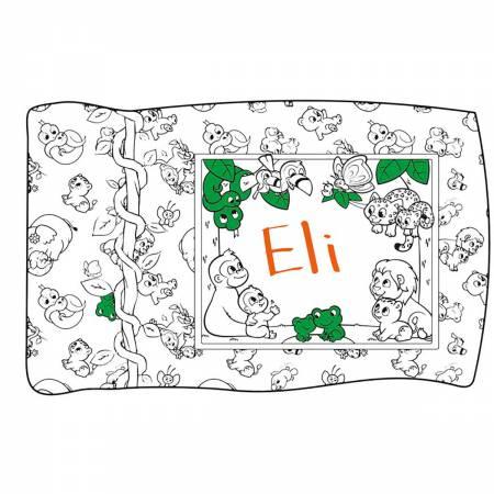 Crayola Pillow Panel Jungle Kit