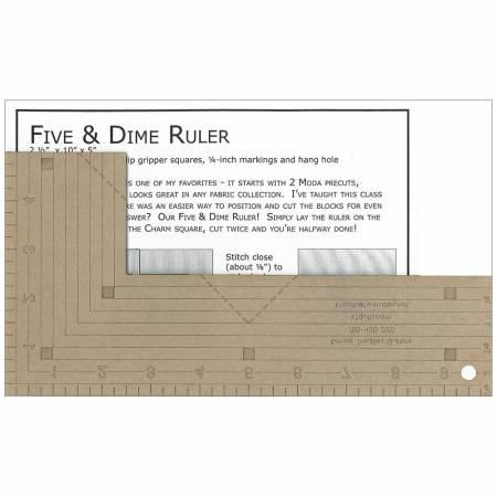 Five & Dime Ruler