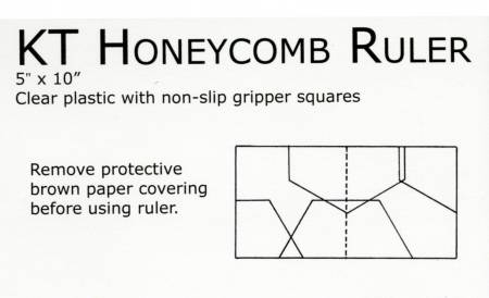 Honeycomb Ruler