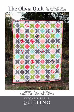 The Olivia Quilt Pattern