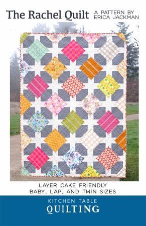 The Rachel Quilt Pattern