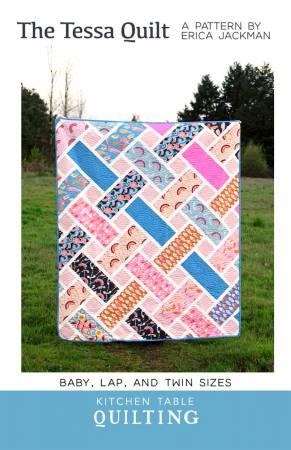 The Tessa Quilt Pattern