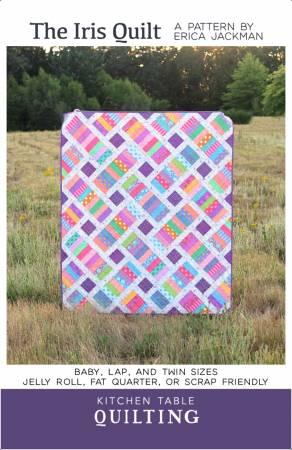 The Iris Quilt Pattern