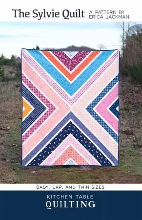 The Sylvie Quilt Pattern