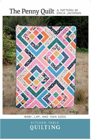 The Penny Quilt Pattern