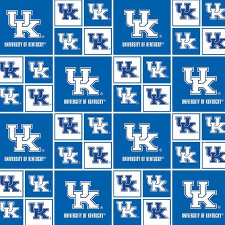 Blue/White Kentucky Emblem