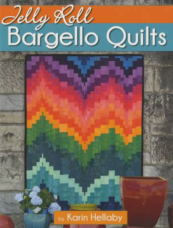 Jelly Roll Bargello Quilts - Softcover Book