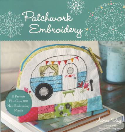 Patchwork Embroidery - Softcover