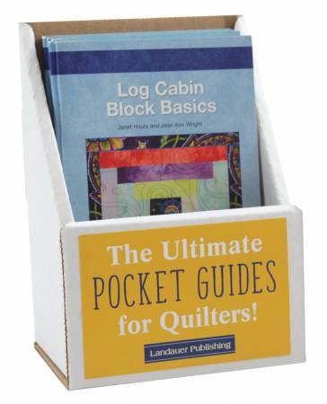 Log Cabin Block Basics Pocket Guide