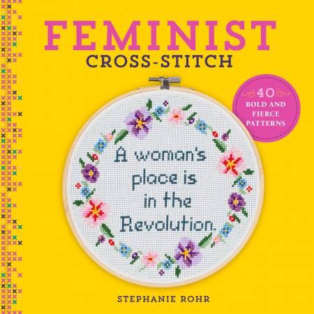 Feminist Cross Stitch