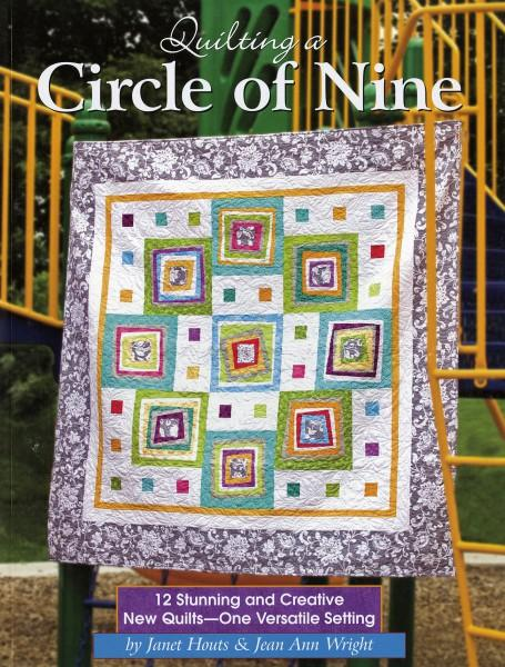 Quilting A Circle of Nine