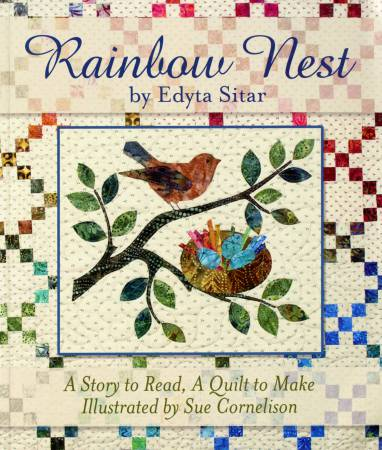 Rainbow Nest  by Edita Sitar- Softcover
