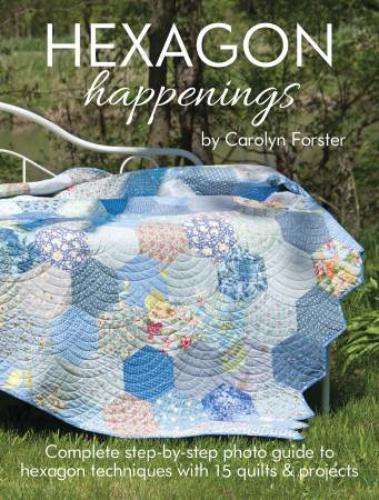 Hexagon Happenings - Softcover