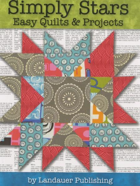 Simply Stars: Easy Quilts & Projects - Softcover