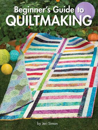 BK Beginner's Guide to Quiltmaking - Softcover