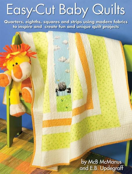 Easy-Cut Baby Quilts - Softcover