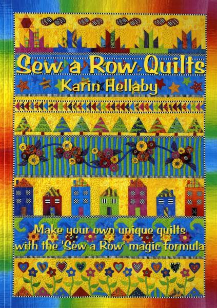 Sew a Row Quilts  - Softcover