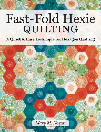 Fast Fold Hexie Quilting