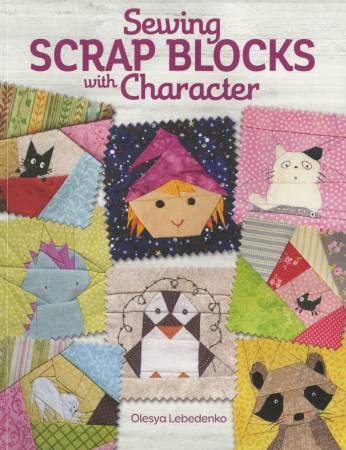 Creating Scrap Blocks with Character