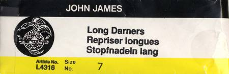 John James Long Darners