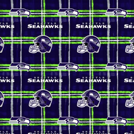NFL Seattle Seahawks Flannel