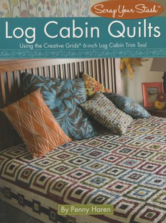 Log Cabin Quilts - Softcover