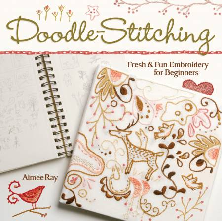 BK Doodle Stitching by Aimee Ray