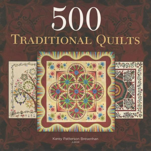 500 Traditional Quilts - Softcover