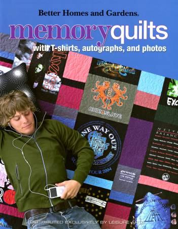 Better Homes & Gardens Memory Quilts