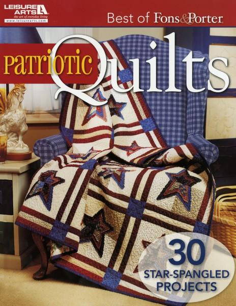 Best of Fons and Porter: Patriotic Quilts  - Softcover