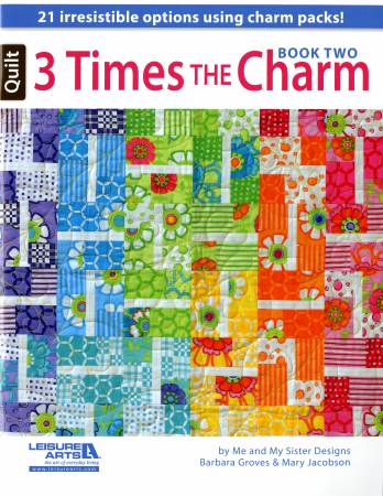 3 Times the Charm Book 2  - Softcover