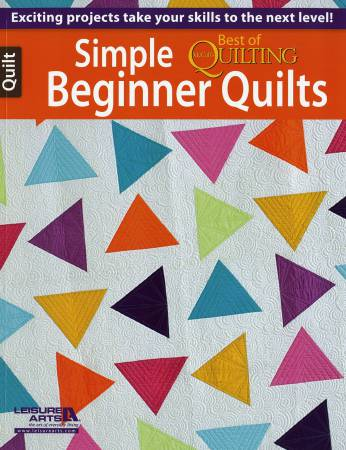 Simple Beginner Quilts  - Softcover