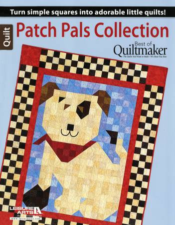 Patch Pals Collections  - Softcover - LA6037 - MAY BE RESTOCKED UPON REQUEST