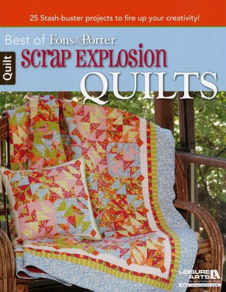 Best of Fons & Porter Explosion Quilts- Softcover