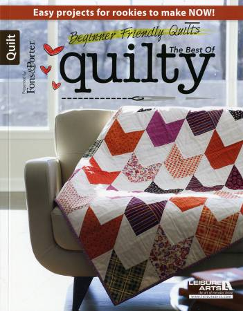 Best of Fons & Porter Beginner Friendly Quilts - Softcover