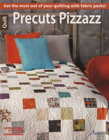 Precuts Pizazz - Softcover