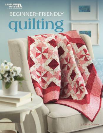 Beginner-Friendly Quilting - Softcover