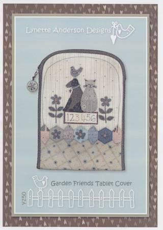 GARDEN FRIENDS TABLE COVER