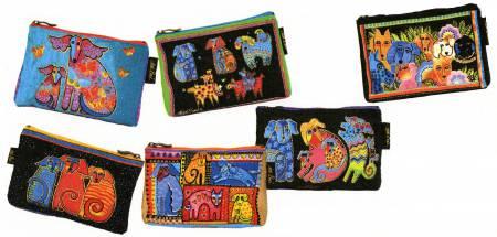 Cosmetic Bags Dog Tales Prepack of 12ea  *