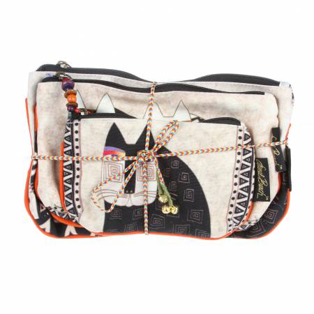 Wild Cats Three In One Cosmetic Bag Sets
