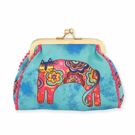 Laurel Burch Coin Purse Mara