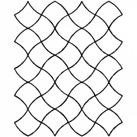 Edyta Sitar Ripple Background 1-7/8in Rows
