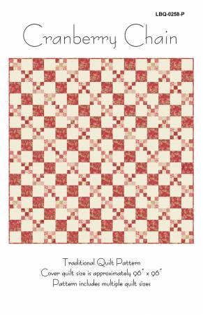 Cranberry Chain Quilt Pattern