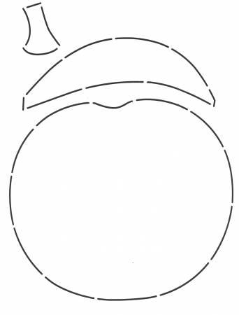 Stencil - Pumpkins