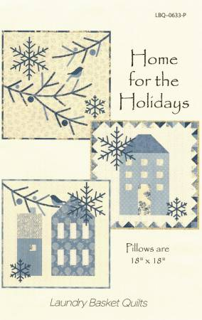 Home For the Holiday Trio Pattern