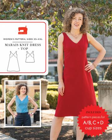 Marais Knit Dress + Top