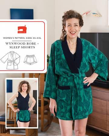 Wynwood Robe + Sleep Shorts