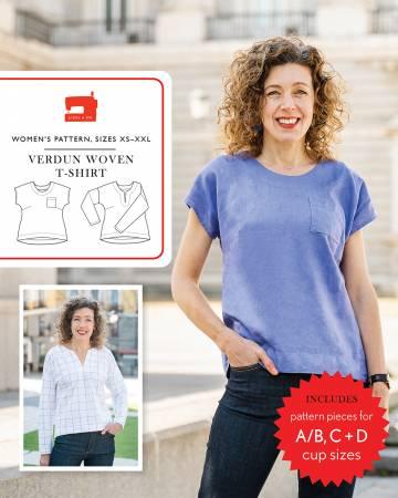 Verdun Woven T-Shirt