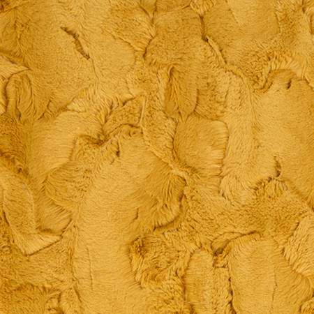 Luxe Cuddle Hide - Golden