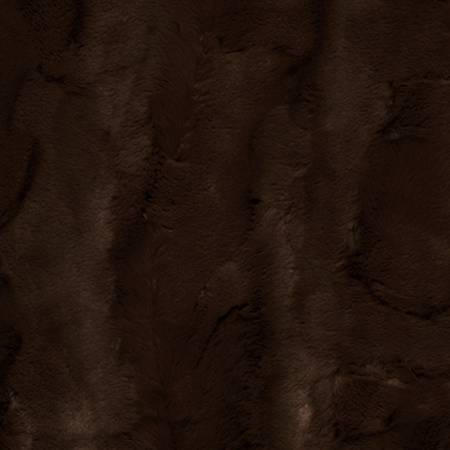 Luxe Cuddle - Mirage Wide - Chocolate